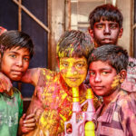 A Festive Collection of Holi Images